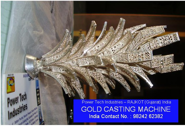 044 Gold Casting Machine, Silver Casting Machine, Lost Wax