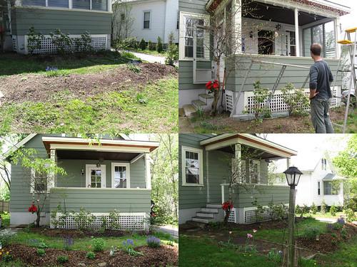 DIY WIP home improvements