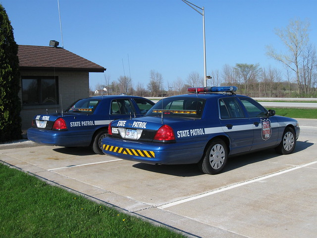 Wisconsin State Patrol Wisconsin State Patrol At Newton We Flickr Photo Sharing