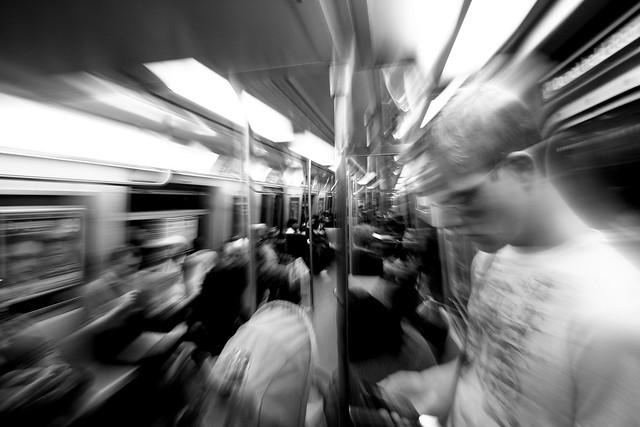 a subway second