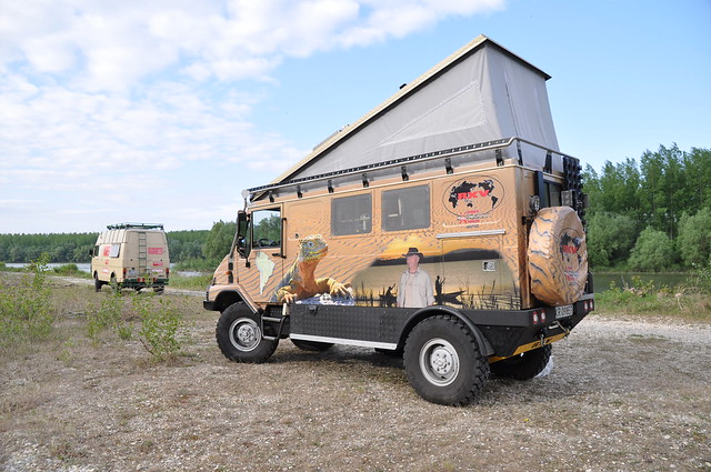 Click It Rv >> BREMACH 4x4 off-road Camper Van | Flickr - Photo Sharing!