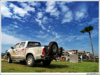 Toyota Hilux Road Show - 1Borneo Kota Kinabalu