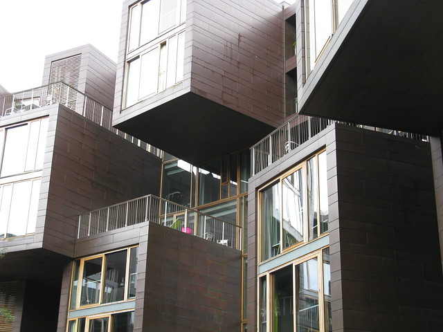 Tietgen Dormitory / Tietgens Kollegium, Ørestad, Copenhagen