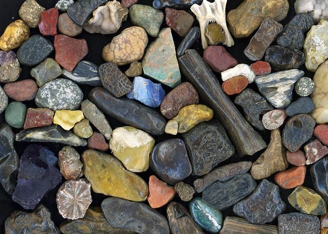 missouri river stones minerals bones gems flickr