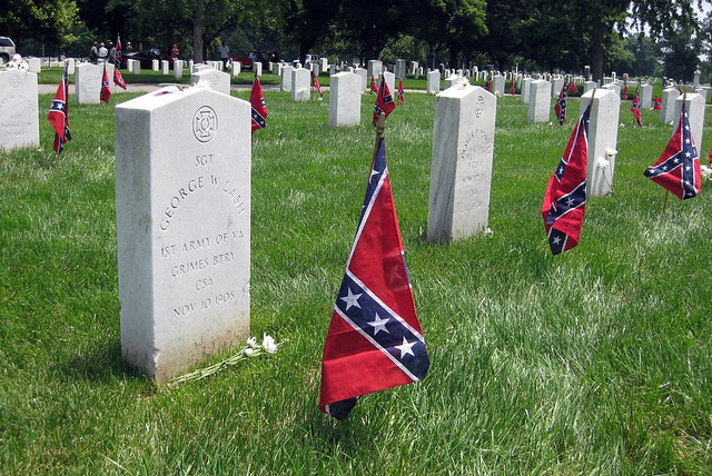 Virginia Arlington National Cemetery Confederate