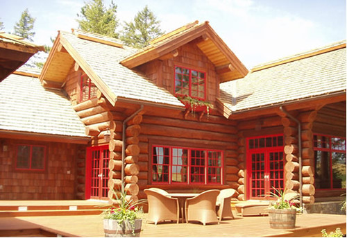 Caribou Creek Log Homes