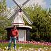 Joe at Windmill by photo.lady2000