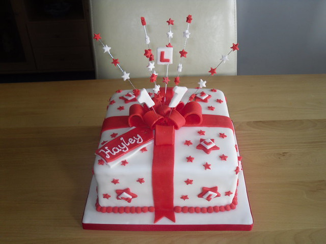 17th Birthday Cakes  This was for a lassie turning 17 who i ...