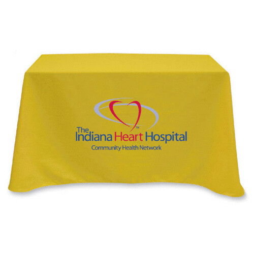 Promotional Products Trade Show - 8 ft Flat Table Cover