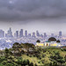 stormy morning of L.A by kennymuz