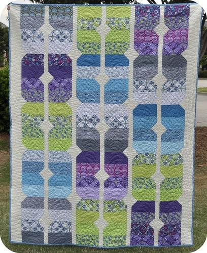 Kingdom Courtyards Quilt