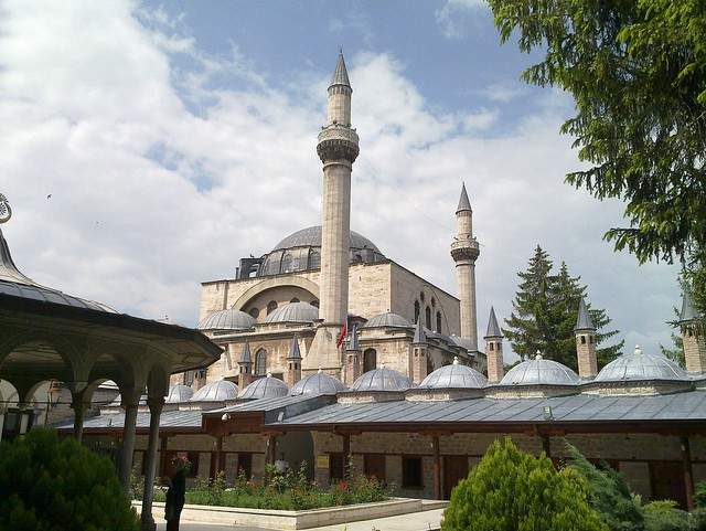 Konya Mevlana Museum  Flickr - Photo Sharing!