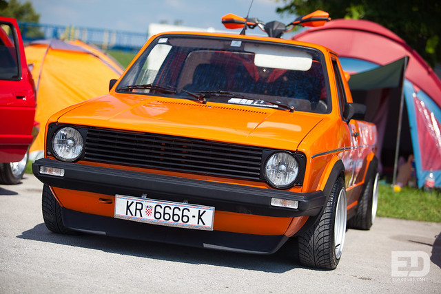 vw caddy mk1 vw tuning show karlovac 2011 by eurodubs. Black Bedroom Furniture Sets. Home Design Ideas