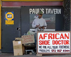 The African Shoe Doctor