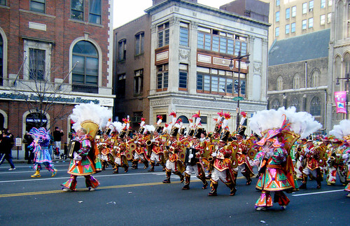 Mummer's Parade, Philadelphia, PA by Chris H Connelly, http://www.flickr.com/photos/c_conn/