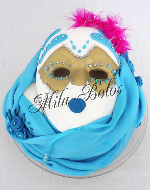 Bolo Carnaval