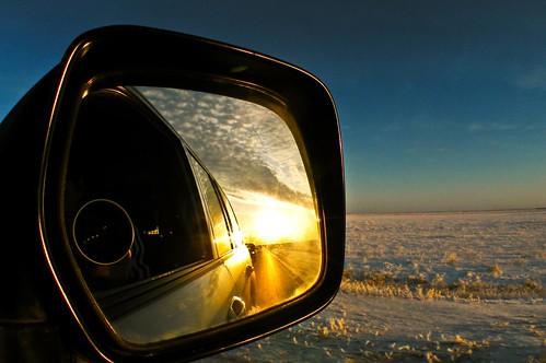 blue sunset sky azul clouds atardecer mirror nikon cielo nubes espejo coolpix centralasia kazakhstan eurasia p80 explored казахстан казакстан атырау