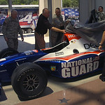 National Guard IndyCar - Army Readiness Center