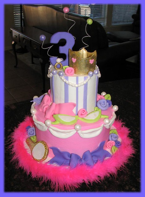Princess Themed Cakes A Gallery On Flickr