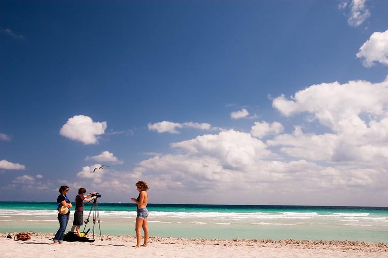 Shooting @ Miami South Beach