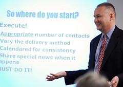 Brent Burns – Customer Retention Presentation – photo 5