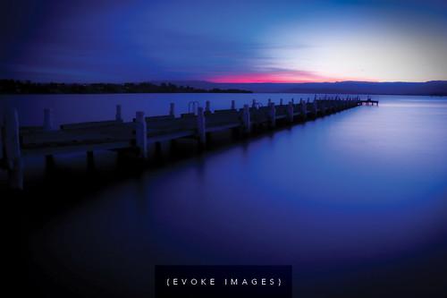 longexposure sunset sky lake water clouds geotagged jetty australia images newsouthwales southcoast evoke illawarra lakeillawarra warrawong aplusphoto mathewsacco geo:lat=34493064 geo:lon=150886799