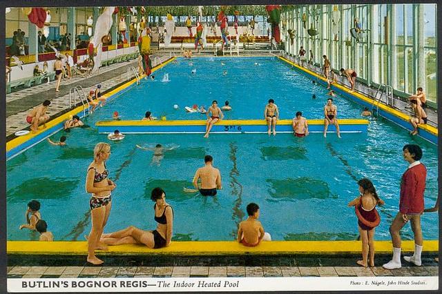 Butlin 39 S Bognor Regis The Indoor Heated Pool Flickr Photo Sharing