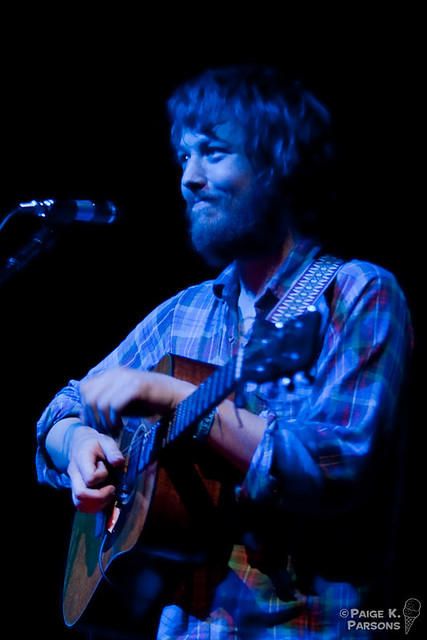 Happy & Humble: Pobin Pecknold of Fleet Foxes at The Fox