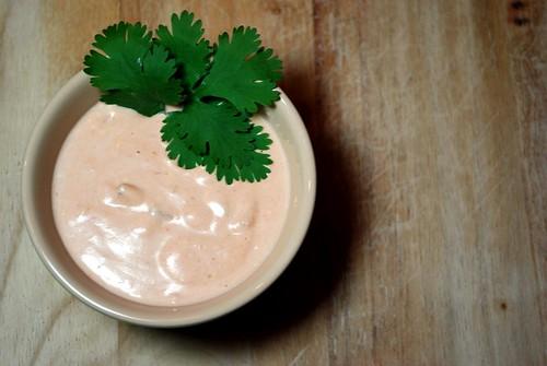 Creamy Salsa Dip 1