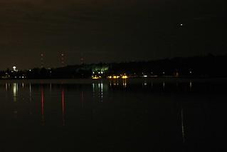 Day 114/365 - Greenlake at night