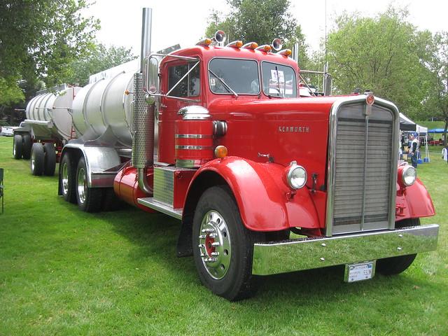 Vintage Kenworth Trucks