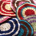 crocheted potholders by just maryse