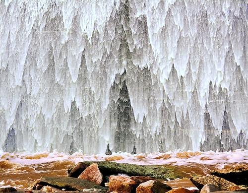 icy overflow