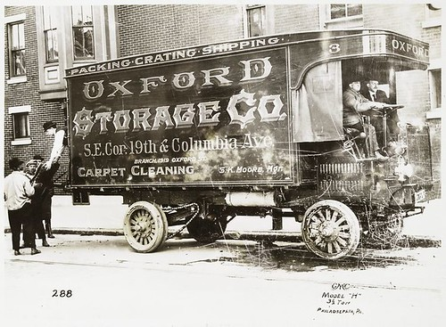 Model H  Reliance - GMC as improved in 191-?  [Oxford Storag...