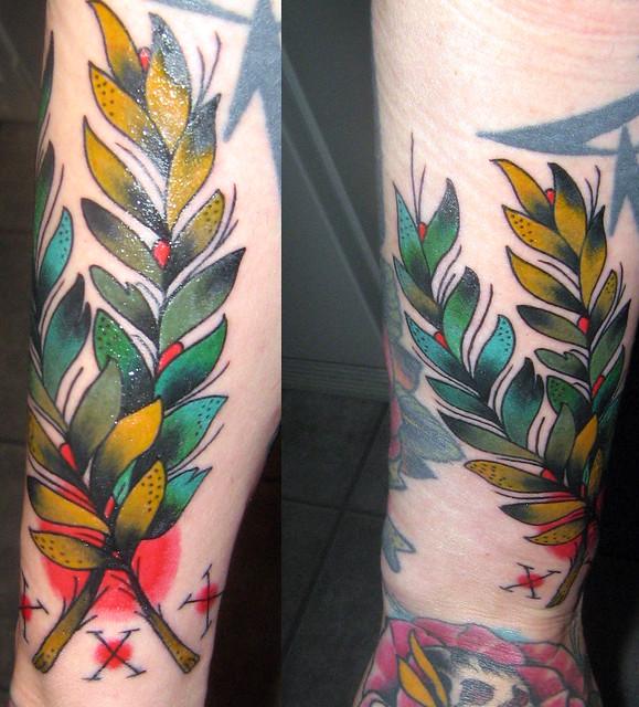 senaste tatueringen