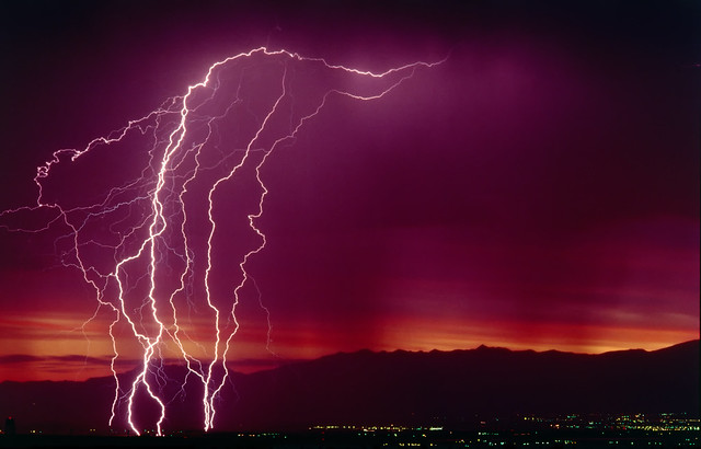 Distance Lightning Can Travel