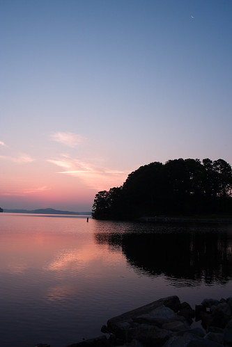 mountain lake chattanooga nature sunrise outdoors duck tn tennessee tennesseeriver chickamaugalake