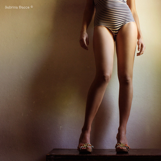 Sabrina Dacos   - Standing on the edge of summer