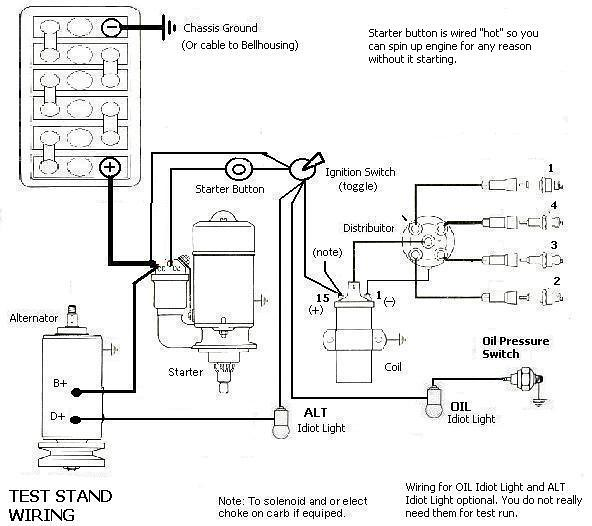 4630268449_e34a74f83a_z vw engine wiring vw mk2 engine wiring \u2022 wiring diagrams j squared co HEI Distributor Wiring Diagram at cita.asia