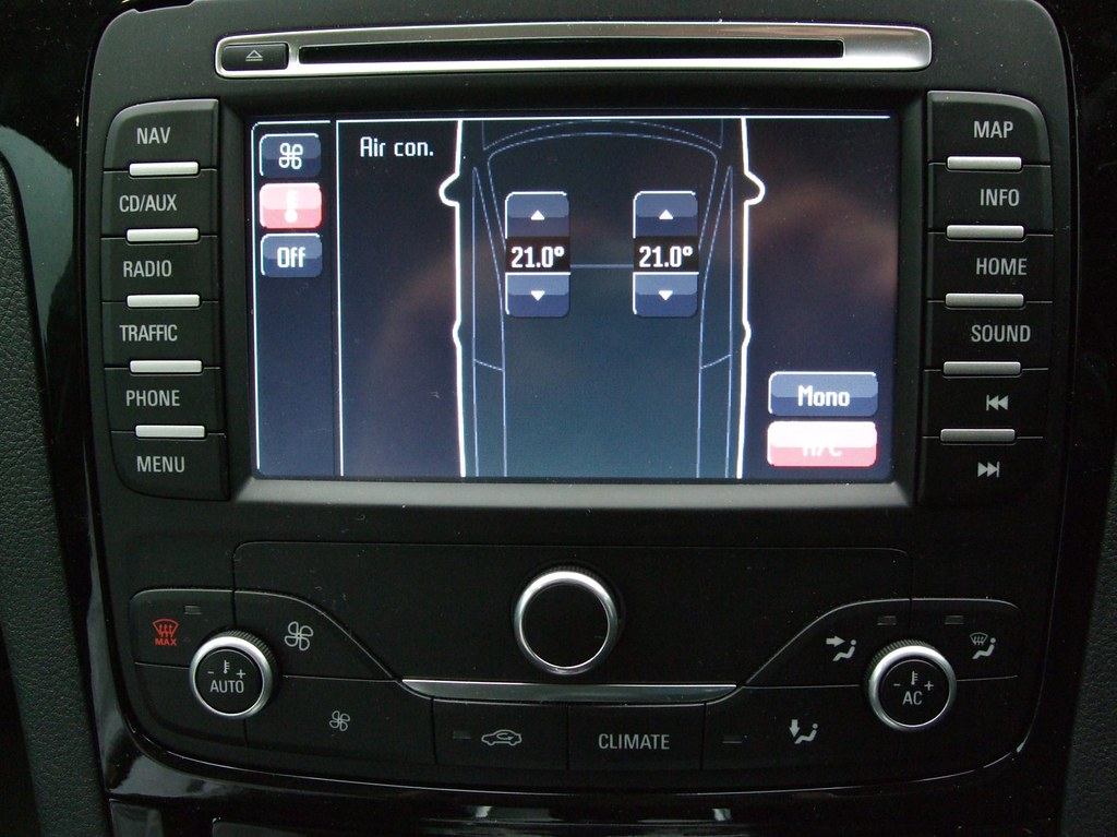2011 Ford S-Max Titanium Climate Control | Remember the days