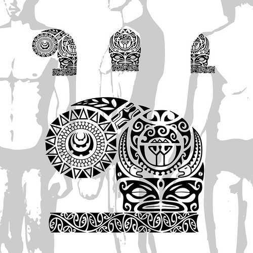 flickriver tatuagem polin sia tattoo maori 39 s most interesting photos. Black Bedroom Furniture Sets. Home Design Ideas