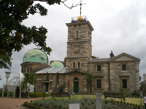 Sydney Observatory (view no. 2) in 2009 for Tyrrell Today group