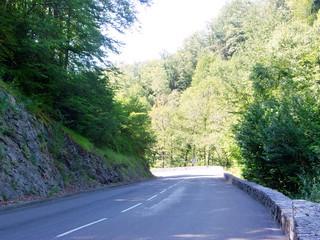 D618 close to Casartelli Memorial