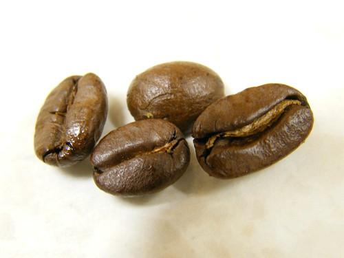 Stock de café