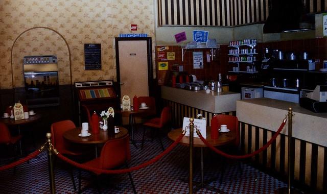 Jim S Cafe Coronation Street