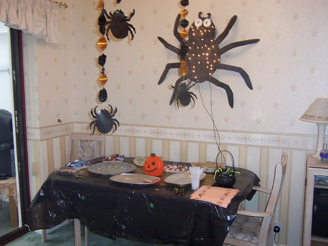The Halloween themed room  Flickr  Photo Sharing! ~ 050347_Halloween Themed Room Ideas