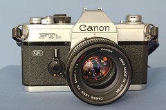 Canon FTbn by pentaxpete