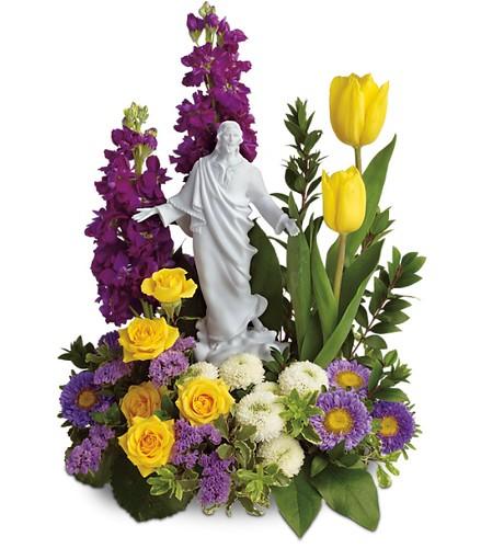 Teleflora Sacred Grace Bouquet