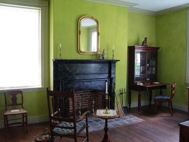 Green Painted Room Beauteous Of Green Living Room Paint Images