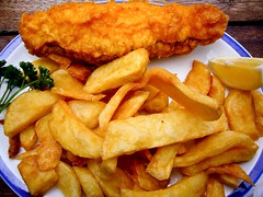 meal, junk food, frying, deep frying, fish and chips, fried food, steak frites, french fries, food, potato wedges, dish, cuisine, snack food, fast food,